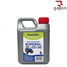 AGROOIL SUPEROL CC 30 1L - olej silnikowy | Sklep Online Galonoleje.pl