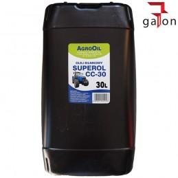 AGROOIL SUPEROL CC 30 30L -olej silnikowy | Sklep Online Galonoleje.pl