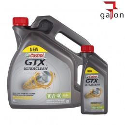 CASTROL GTX ULTRACLEAN A3/B4 10W40 5L (4L + 1L)