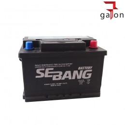 SEBANG AKUMULATOR 62Ah 540A P+