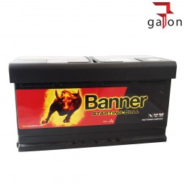 BANNER STARTING BULL AKUMULATOR 95Ah 740A P+