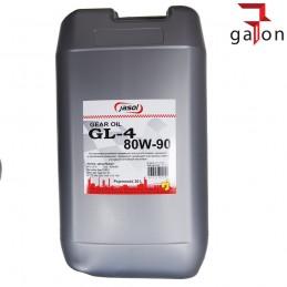 JASOL GEAR OIL GL4 80W90 30L | Sklep Online Galonoleje.pl