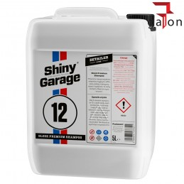 SHINY GARAGE SLEEK PREMIUM SHAMPOO 5L