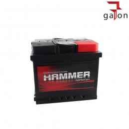 HAMMER AKUMULATOR 44Ah 350A P+