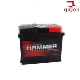 HAMMER AKUMULATOR 50Ah 500A P+