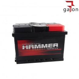 HAMMER AKUMULATOR 60Ah 510A P+