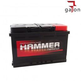 HAMMER AKUMULATOR 74Ah 660A P+