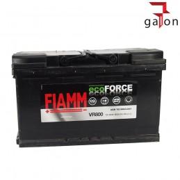 FIAMM ECOFORCE AGM VR800 AKUMULATOR 12V 80Ah 800A P+