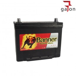 BANNER POWER BULL AKUMULATOR 70Ah 600A P+