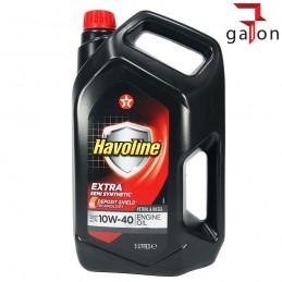 TEXACO HAVOLINE EXTRA SEMI SYNTHETIC 10W40 5L