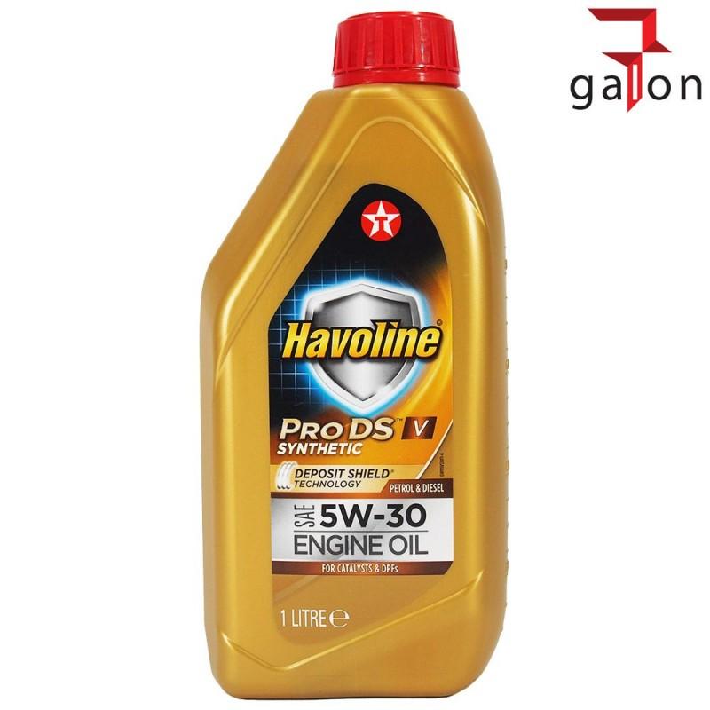 TEXTEXACO HAVOLINE PRO DS V 5W30 1L | Sklep Online Galonoleje.pl
