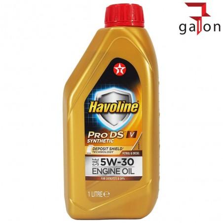 TEXACO HAVOLINE PRO DS V 5W30 1L