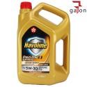 TEXACO HAVOLINE PRO DS V 5W30 4L | Sklep Online Galonoleje.pl