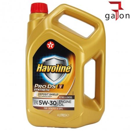 TEXACO HAVOLINE PRO DS V 5W30 4L