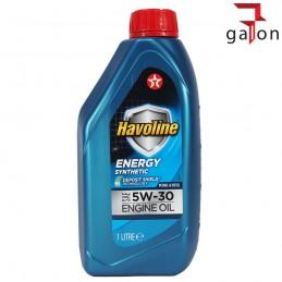 TEXACO HAVOLINE ENERGY 5W30 1L | Sklep Online Galonoleje.pl