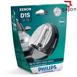 PHILIPS X-tremeVision D1S 85V 35W PK32d-2