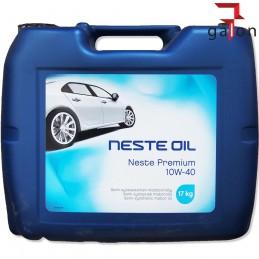 NESTE PREMIUM 10W40 20L półsyntetyczny olej silnikowy