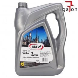 JASOL GEAR OIL GL4 80W 5L HIPOL 6
