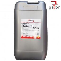 JASOL GEAR OIL GL-4 80W 30L (HIPOL 6) olej przekładniowy