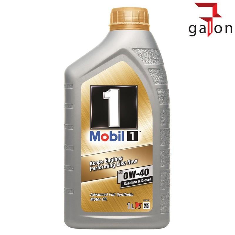 MOBIL 1 FS 0W40 1L - Sklep Online Galonoleje.pl
