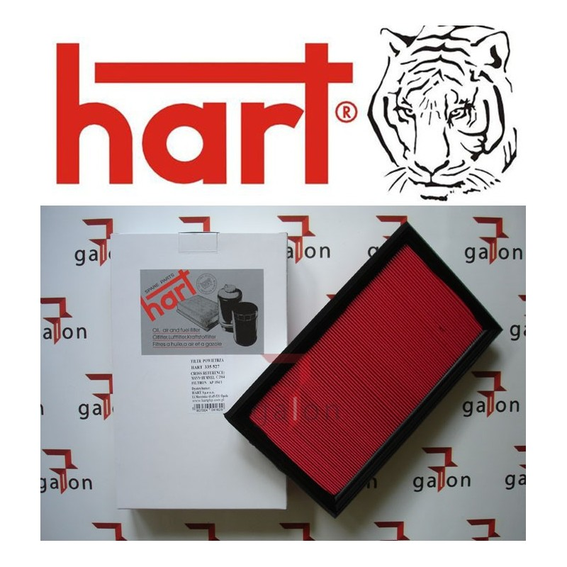 HART FILTR POWIETRZA 335 527 AP 154/1
