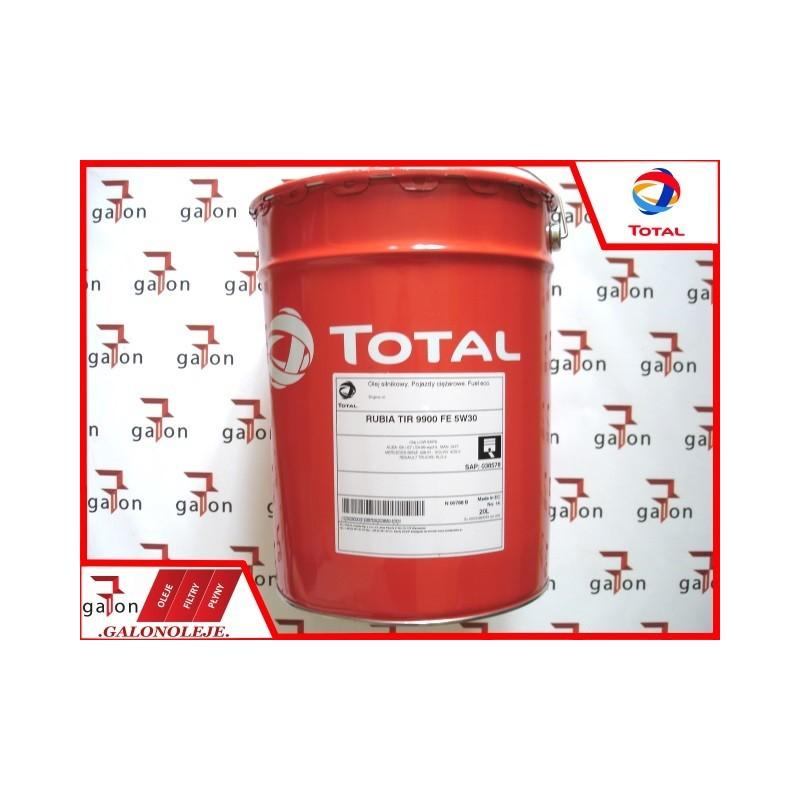 TOTAL RUBIA TIR 9900 FE 5W30 20L