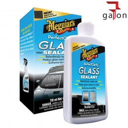 MEGUIARS CLARITY GLASS SEALANT G8504 118ml - Sklep Online Galonoleje.pl