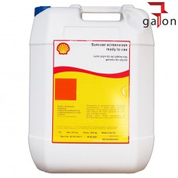 SHELL SUMMER SCREEN WASH 20L | Sklep Online Galonoleje.pl