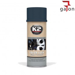 K2 COLOR FLEX- CARBON GUMA SPRAY 400ML - Sklep Online Galonoleje.pl