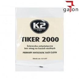 K2 TIKER 2000 30x45 - ściereczka antystatyczna