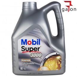 MOBIL SUPER 3000 X1 5W40 4L | Sklep Online Galonoleje.pl