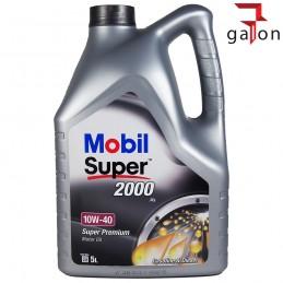 MOBIL SUPER 2000 10W40 5L | Sklep Online Galonoleje.pl