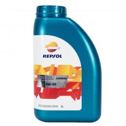 REPSOL CARRERA 5W50 1L - syntetyczny olej silnikowy