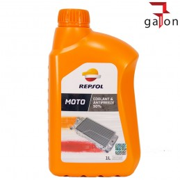 REPSOL MOTO COOLANT 50% 1L - koncentrat do chłodnic