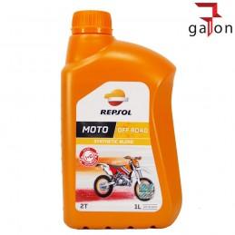 REPSOL MOTO OFF ROAD 2T 1L | Sklep Online Galonoleje.pl