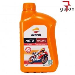 REPSOL MOTO RACING 4T 10W50 1L- syntetyczny olej do czterosuwów