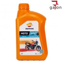 REPSOL MOTO SPORT 4T 4T 10W40 1L - półsyntetyczny olej do czterosuwów