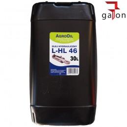 AGROOIL HYDROL L-HL 46 30L | Sklep Online Galonoleje.pl