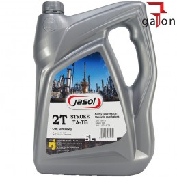 JASOL 2T STROKE TA/TB (MIXOL) 5L - olej do mieszanki do 2-suwów