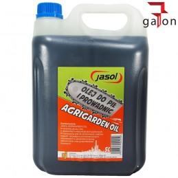 JASOL AGRIGARDEN OIL 5L - olej do pił łańcuchowych