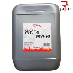 JASOL GEAR OIL GL4 80W90 20L | Sklep Online Galonoleje.pl
