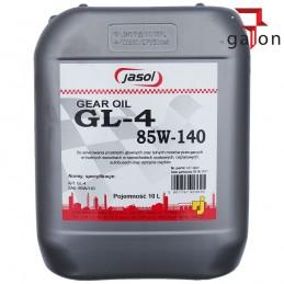 JASOL GEAR OIL GL4 85W140 10L | Sklep Online Galonoleje.pl