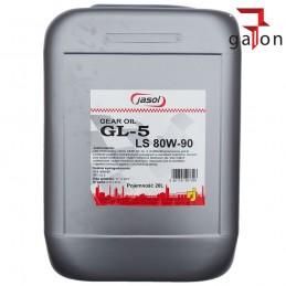 JASOL GEAR OIL GL5 LS 80W90 20L| Sklep Online Galonoleje.pl