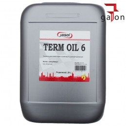 JASOL TERM OIL 6 20L olej grzewczy | Sklep Online Galonoleje.pl