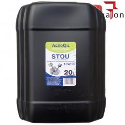 AGROOIL STOU 10W30 20L olej wielofunkcyjny|Sklep Online Galonoleje.pl