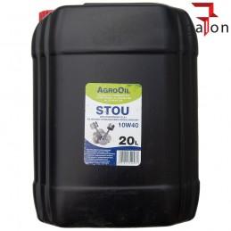 AGROOIL STOU 10W40 20L olej wielofunkcyjny|Sklep Online Galonoleje.pl