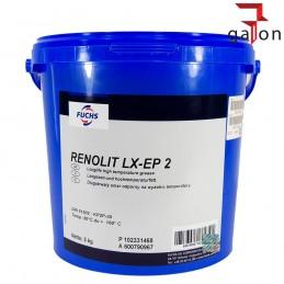 FUCHS AGRIFARM HITEC 5kg/RENOLIT LX-EP 2 | Sklep Online Galonoleje.pl