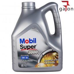 MOBIL SUPER 3000 FORMULA FE 5W30 4L | Sklep Online Galonoleje.pl