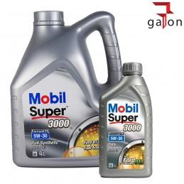 MOBIL SUPER 3000 FORMULA FE 5W30 5L (4L + 1L) | Sklep Online Galonoleje.pl