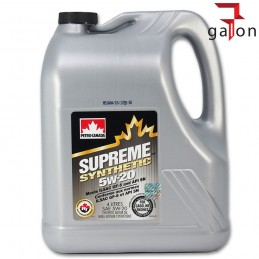 PETRO-CANADA SUPREME SYNTHETIC 5W20 4L | Sklep Online Galonoleje.pl